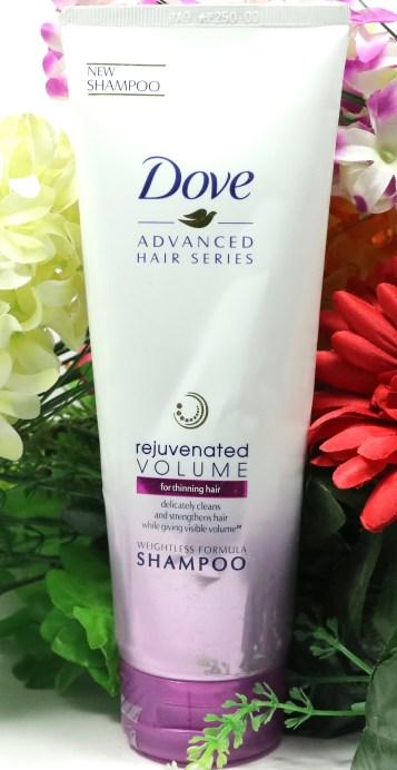 Dove Rejuvenated Volume Shampoo Review