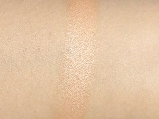 FACES Ultime Pro Face Palette Fresh Review, Swatches of bronzer