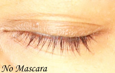 Faces MagnetEyes Mascara Review, Swatches, Demo No Mascara