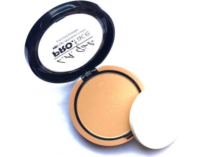 L.A. Girl Pro Face HD Matte Pressed Powder Review, Swatches blog MBF