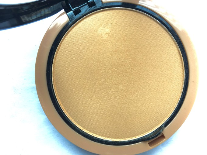 L.A. Girl Pro Face HD Matte Pressed Powder Review, Swatches closeup