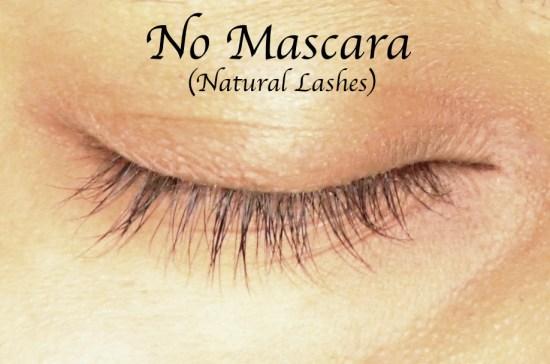 Maybelline Falsies Push Up Drama Mascara Review, Swatches, Demo No mascara