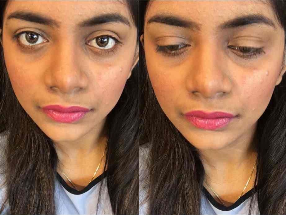 SUGAR Lash Mob Limitless Mascara Black With A Bang Review, Swatches MBF Makeup Look