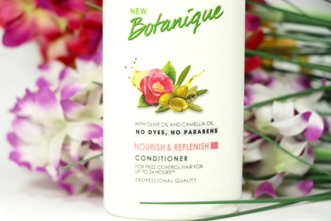 TRESemmé Botanique Nourish & Replenish Conditioner Review mbf blog