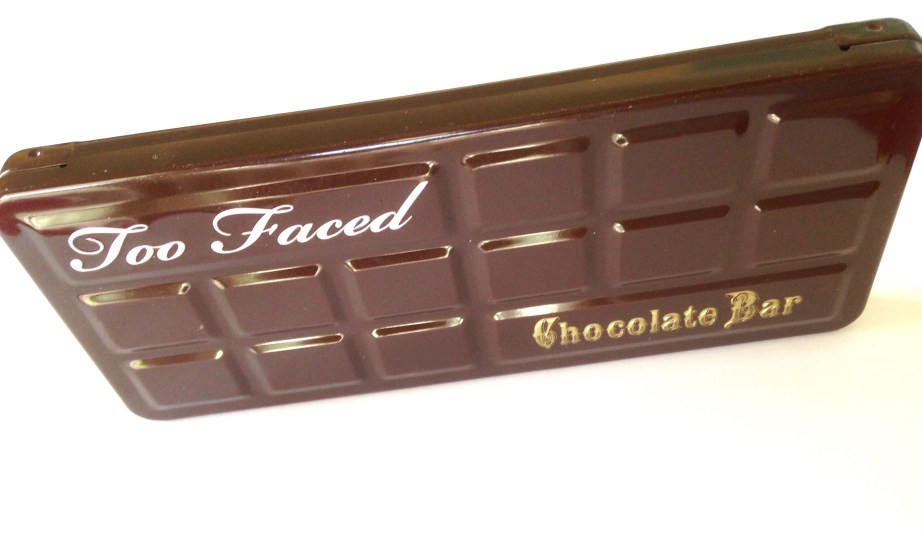 Too Faced Chocolate Bar Eyeshadow Palette Review, Swatches MBF Blog