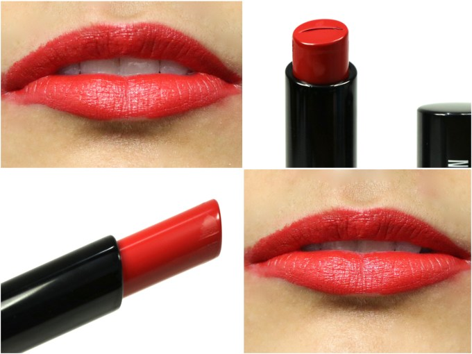 Bobbi Brown Creamy Matte Lip Color Red Carpet Review, Swatches On Lips