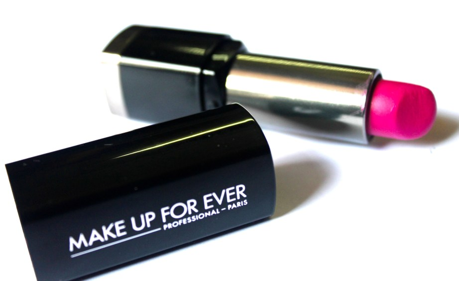 Make Up For Ever Rouge Artist Intense Lipstick 36 Review, Swatches blog MBF