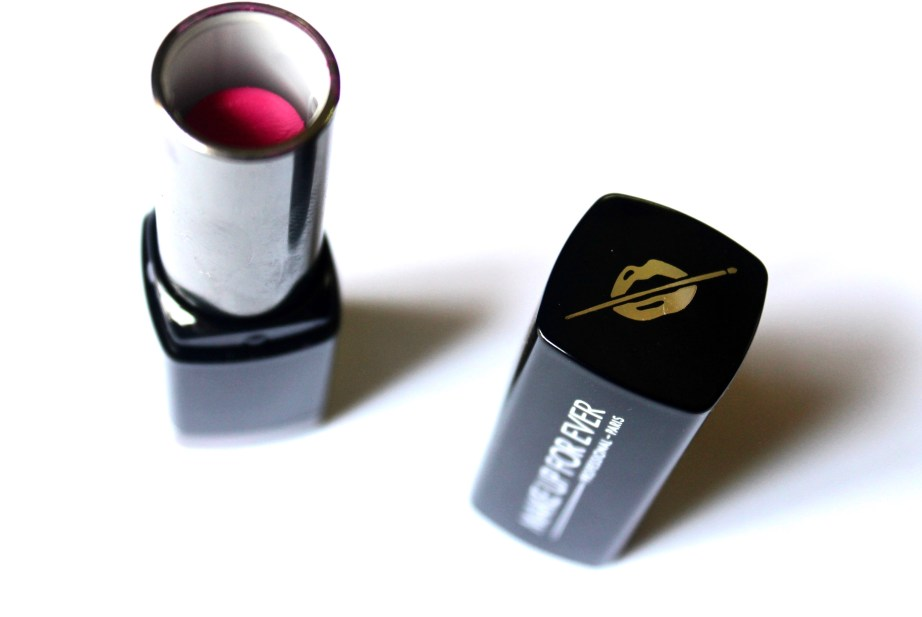 Make Up For Ever Rouge Artist Intense Lipstick 36 Review, Swatches blog