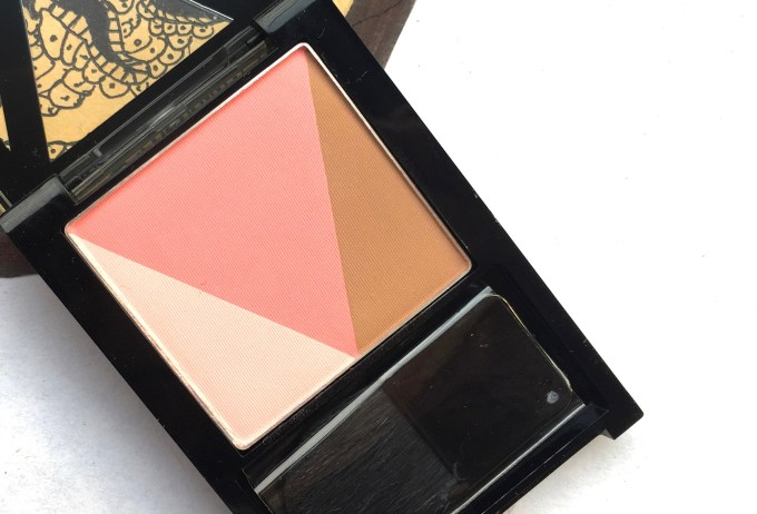 Maybelline V Face Blush Contour Pink Review, Swatches Focus