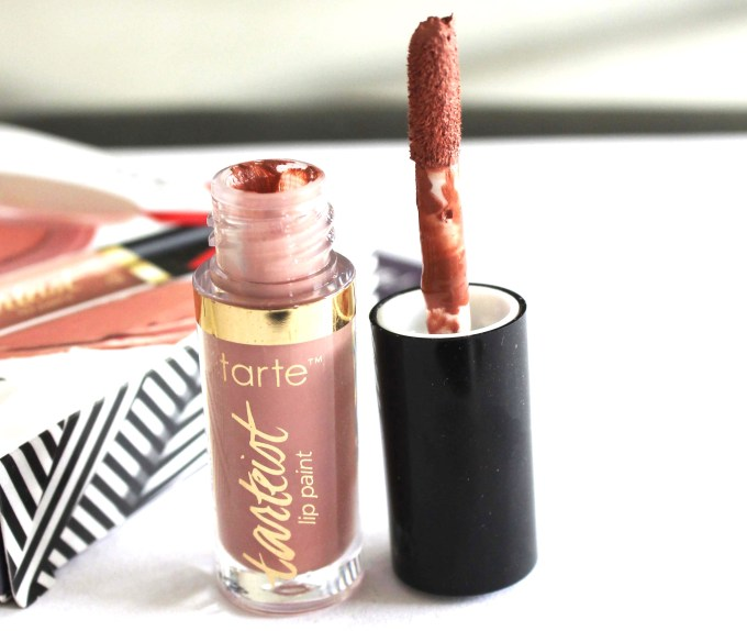 Tarte Birthday Suit Tarteist Creamy Matte Lip Paint Review, Swatches