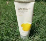 The Face Shop Herb Day 365 Cleansing Foam Lemon Review