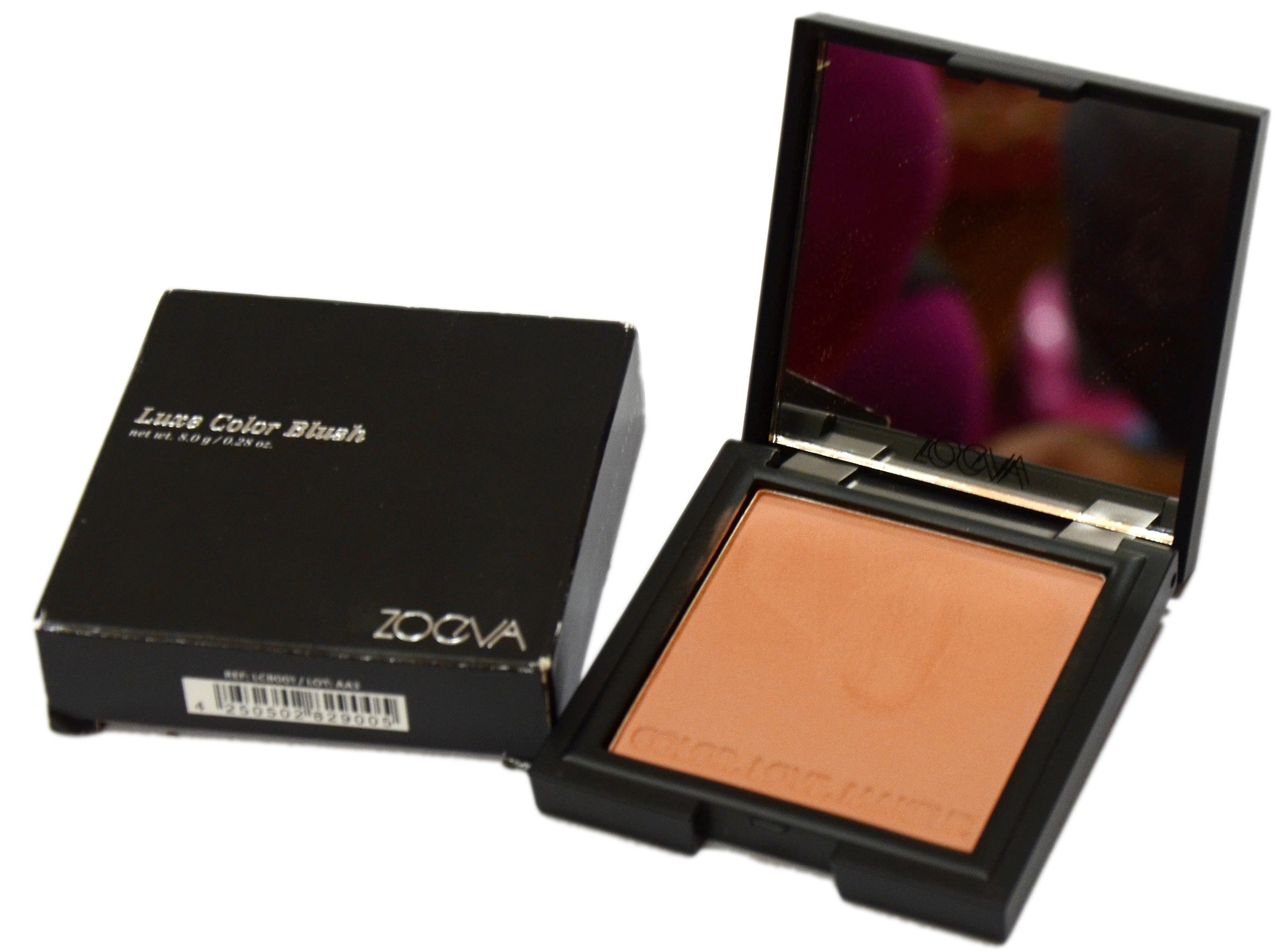 490f8371439 Zoeva Luxe Color Blush Burning Up Review