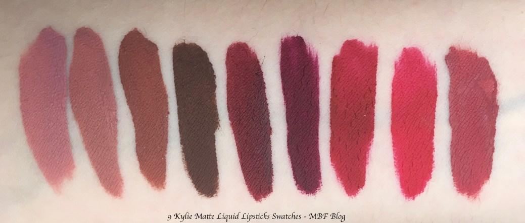 Matte Liquid Lipstick by Kylie Cosmetics #18