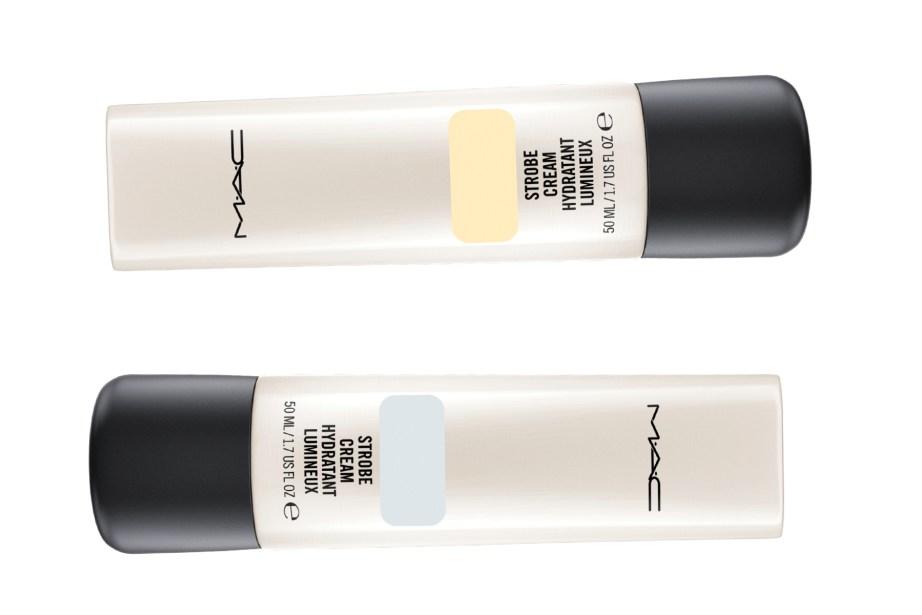 All MAC Strobe Cream Shades Review, Swatches Goldlite, Silverlite, Peachlite, Pinklite, Redlite MBF