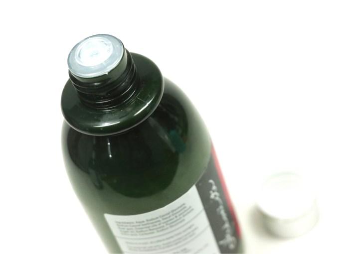 Hedonista Argan Shampoo Review top