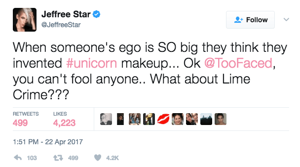 Jeffree Star confronts Too Faced Founder Jerrod Blandino for Tarte & NikkieTutorials 12