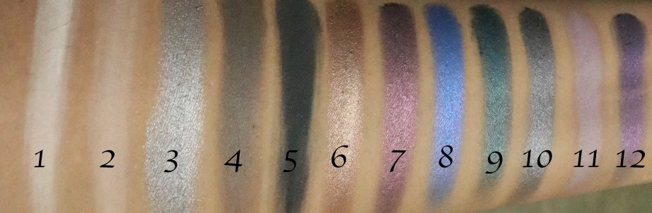 Makeup Revolution Hot Smoked Redemption Palette Review, Swatches MBF Blog