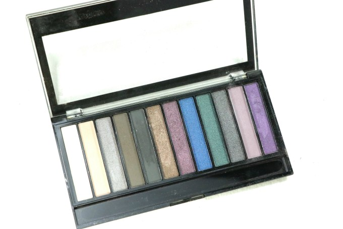 Makeup Revolution Hot Smoked Redemption Palette Review, Swatches MBF