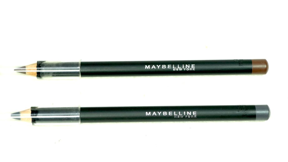 Maybelline Fashion Brow Cream Pencil Brown & Dark Gray Review, Swatches brand logo
