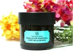 The Body Shop Himalayan Charcoal Purifying Glow Mask Review, Swatches