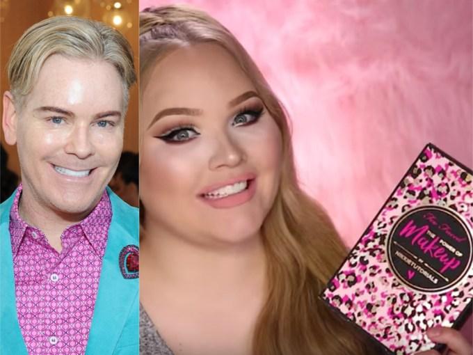 Too Faced Jerrod Blandino Underpay NikkieTutorials for Power of Makeup Palette