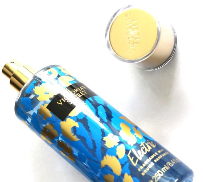 Victoria's Secret Electric Fragrance Mist Review Indian beauty blog