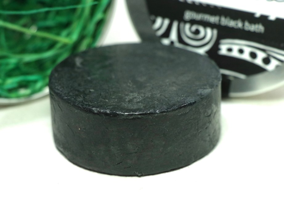 Hedonista Gourmet Black Bath Soap Review MBF