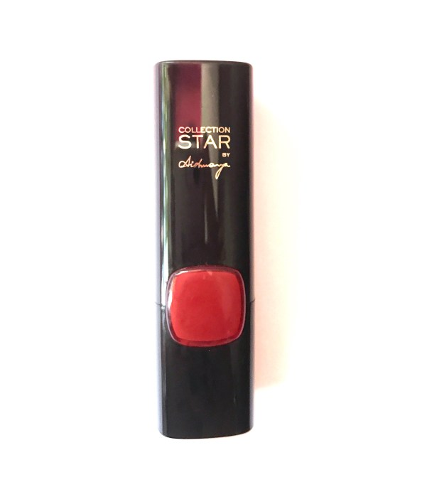 L'Oreal Pure Brick Color Riche Pure Reds Star Collection Lipstick Review, Swatches packaging