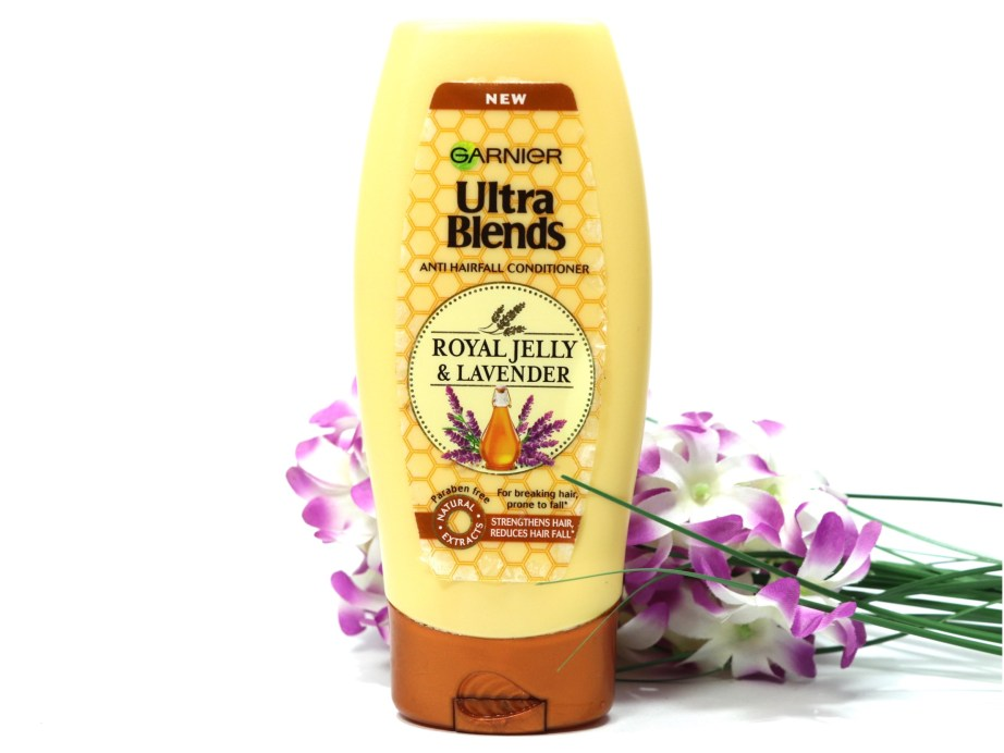 Garnier Ultra Blends Royal Jelly & Lavender Conditioner Review