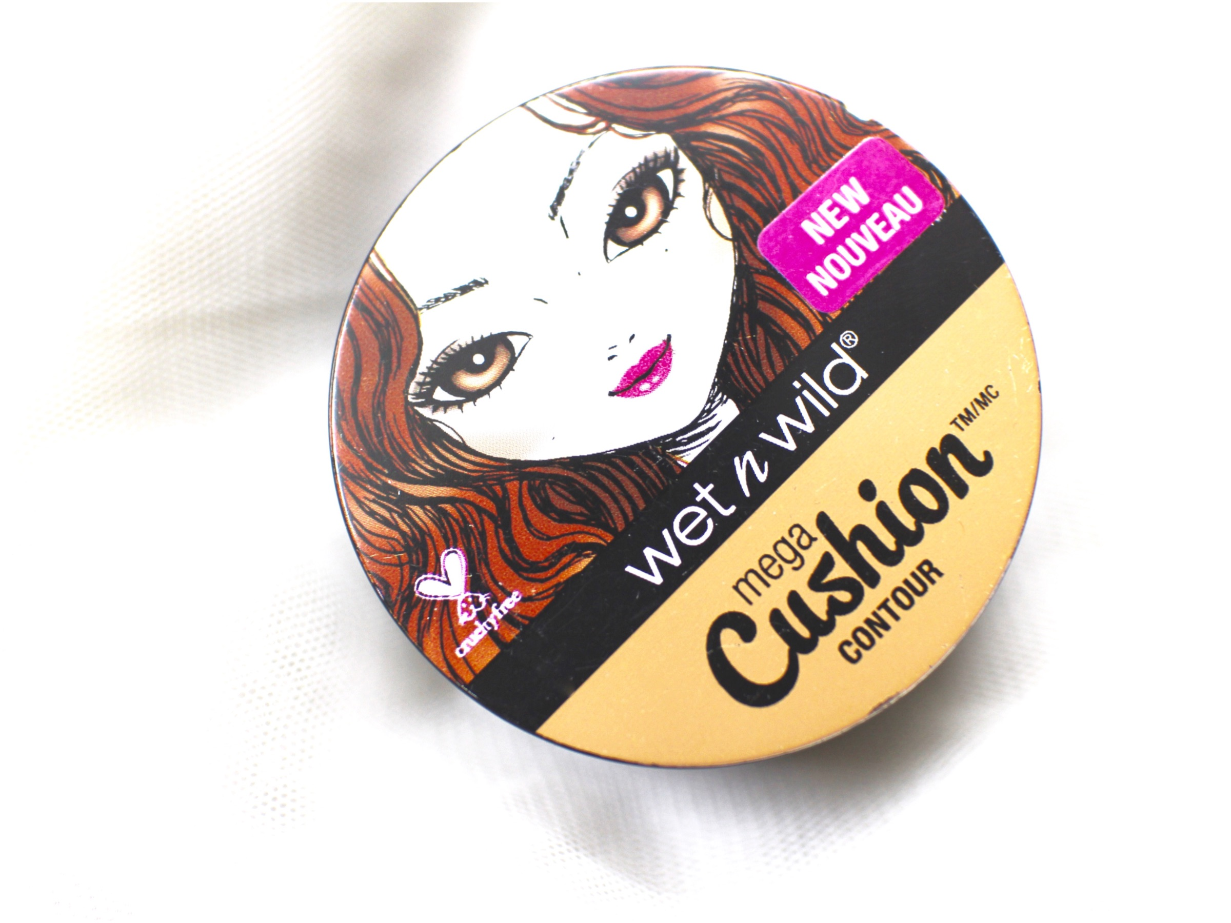 Megacushion Contour by Wet n Wild Beauty #14