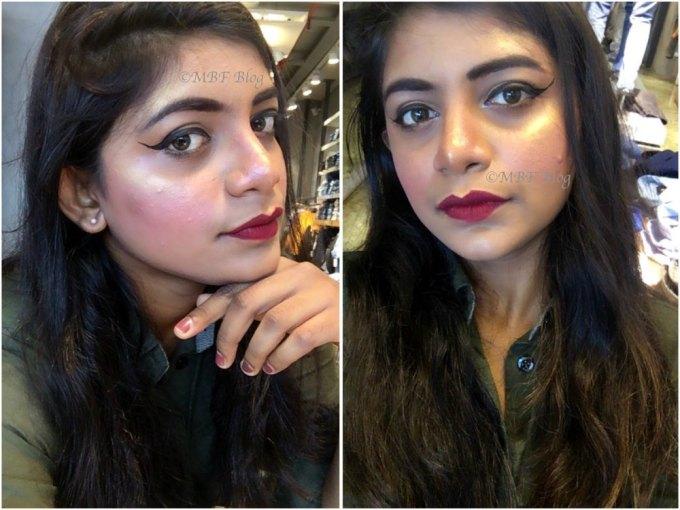 Estée Lauder Bronze Goddess Illuminating Powder Gelée Heat Wave Review, Swatches MBF Makeup Look