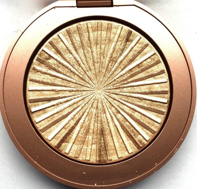 Estée Lauder Bronze Goddess Illuminating Powder Gelée Heat Wave Review, Swatches MBF