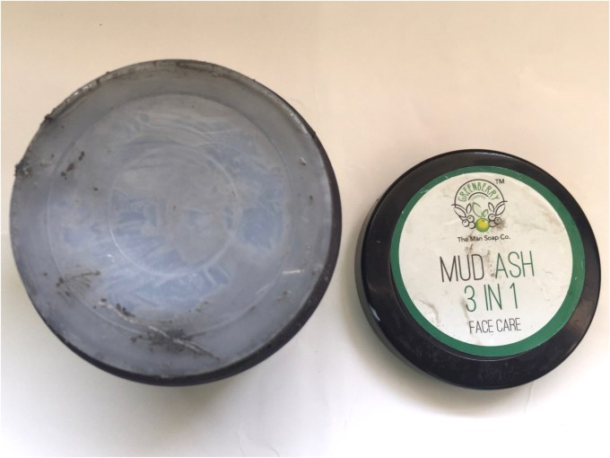 Greenberry Organics Mud Ash 3 In 1 Cleanser, Scrub & Mask Review above