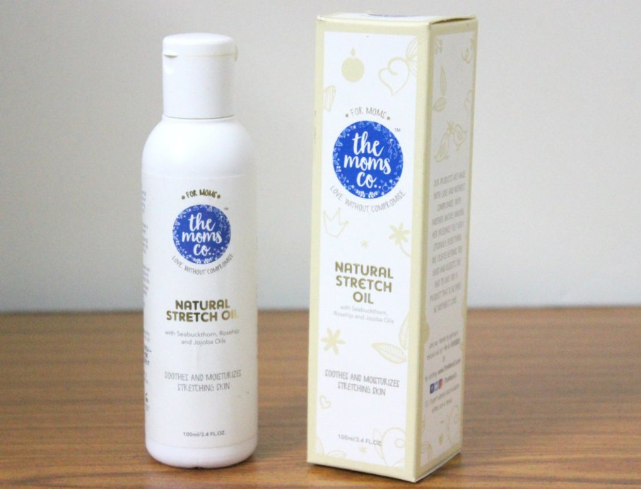 The Moms Co Natural Stretch Oil Review
