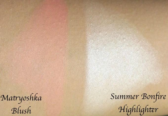 ColourPop Sonya Esman Here Comes the Sun Super Shock Cheek Palette Review, Swatches MBF Blog