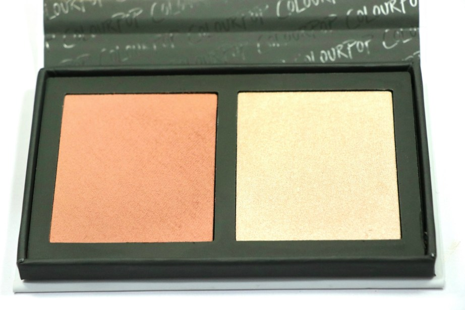 ColourPop Sonya Esman Here Comes the Sun Super Shock Cheek Palette Review, Swatches focus