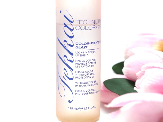 Frederic Fekkai Technician Color Care Protecting Glaze Review MBF