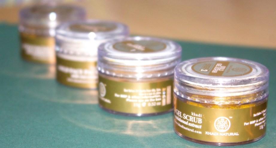 Khadi Gold Radiance Facial Kit MBF Blog