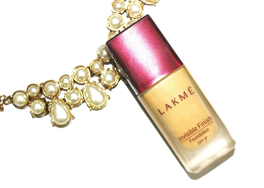 Lakme Invisible Finish Foundation Review, Swatches MBF