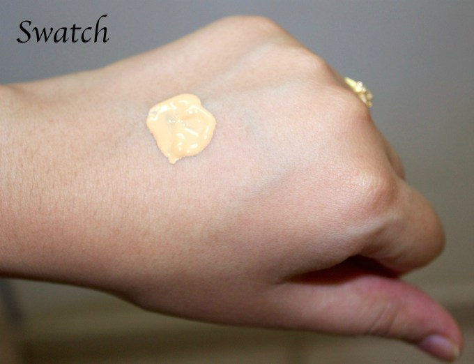 Lakme Invisible Finish Foundation Review, Swatches on skin