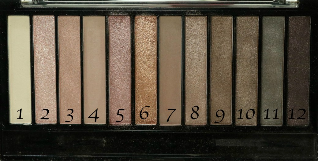 Makeup Revolution Iconic 3 Redemption Eyeshadow Palette Review, Swatches Closeup