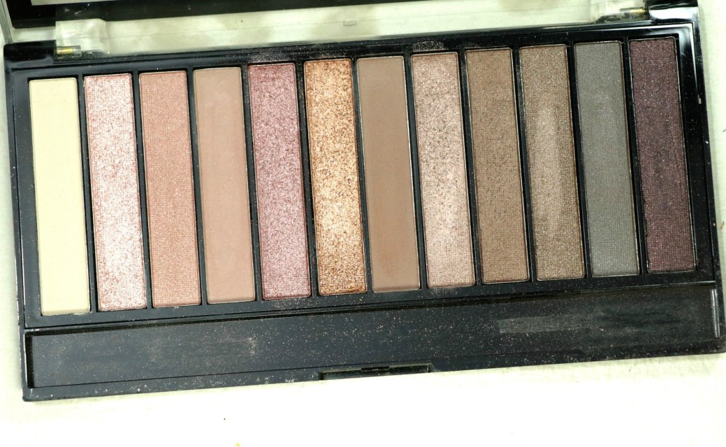 Makeup Revolution Iconic 3 Redemption Eyeshadow Palette Review, Swatches MBF