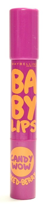 Maybelline Baby Lips Candy Wow Mixed Berry Review