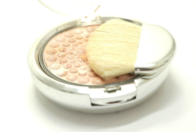 Physicians Formula Powder Palette Mineral Glow Pearls Review, Swatches Brush