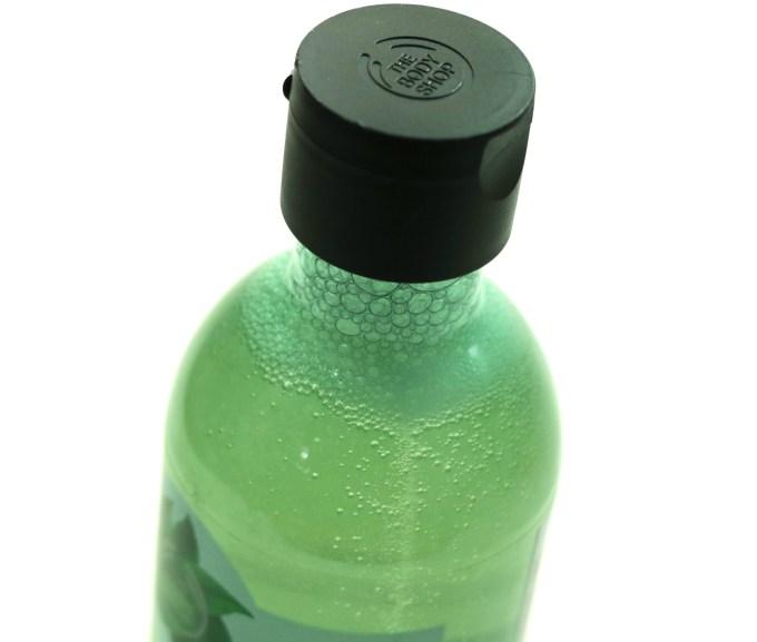 The Body Shop Fuji Green Tea Shower Gel Review 2