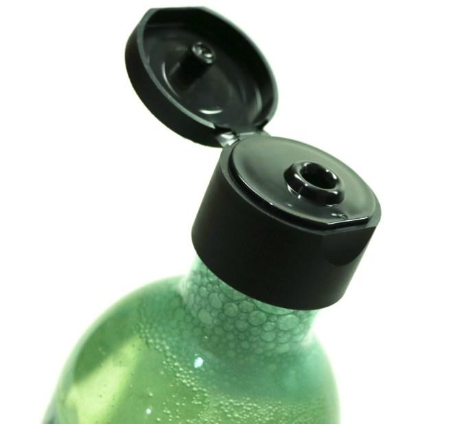 The Body Shop Fuji Green Tea Shower Gel Review 3