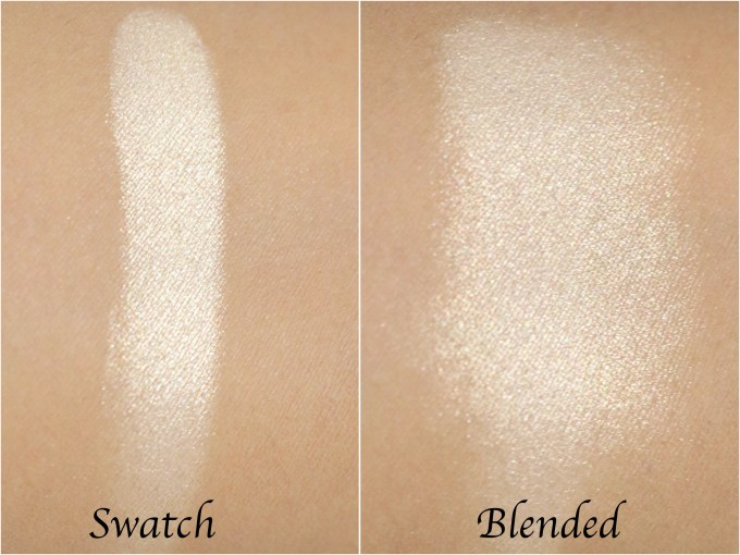 theBalm Mary Lou Manizer Review, Swatches skin