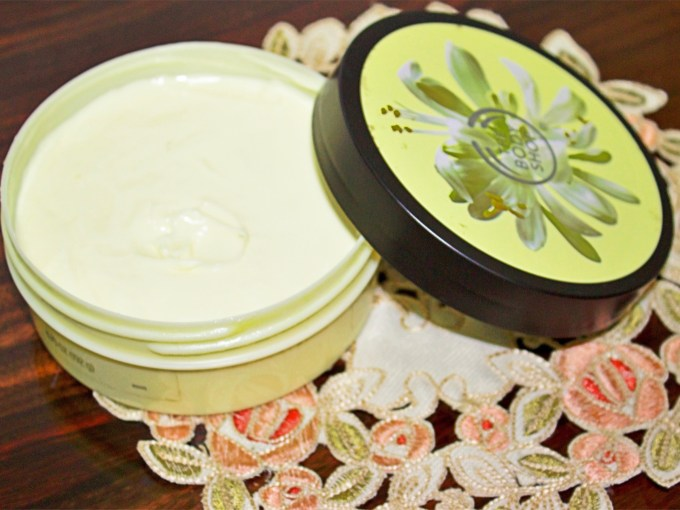 The Body Shop Moringa Softening Body Butter Review MBF