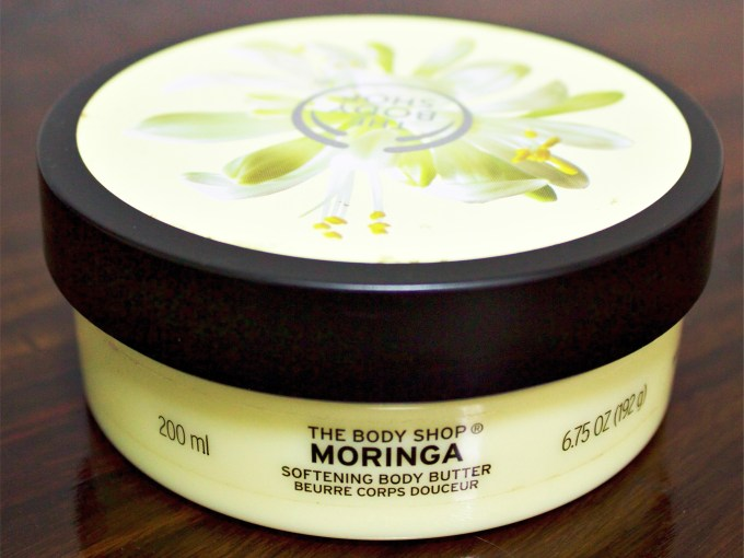 The Body Shop Moringa Softening Body Butter Review
