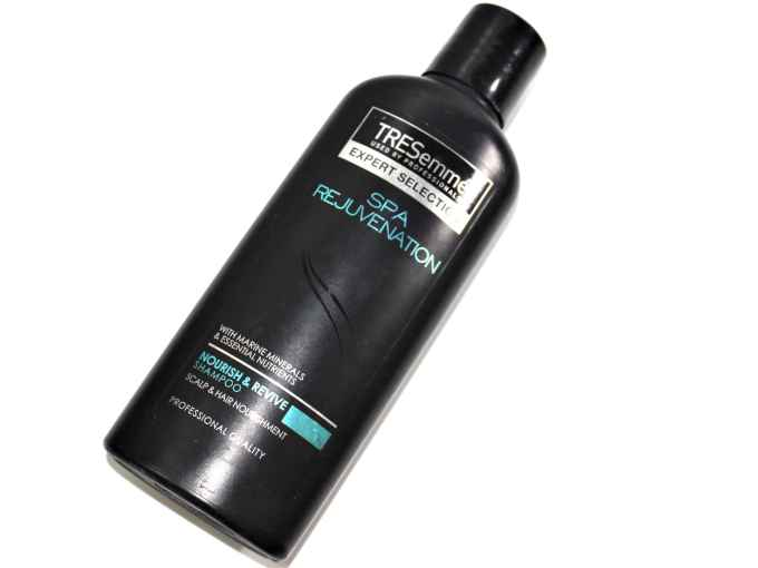 Tresemme Hair Spa Rejuvenation Shampoo Review
